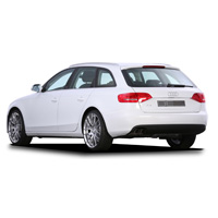 GTS-AV Hyper Silver for Audi A4 Avant Back Icon