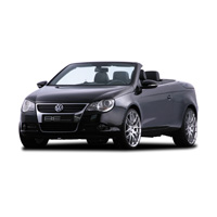 GTS-AV Hyper Silver for VW Eos Front Icon